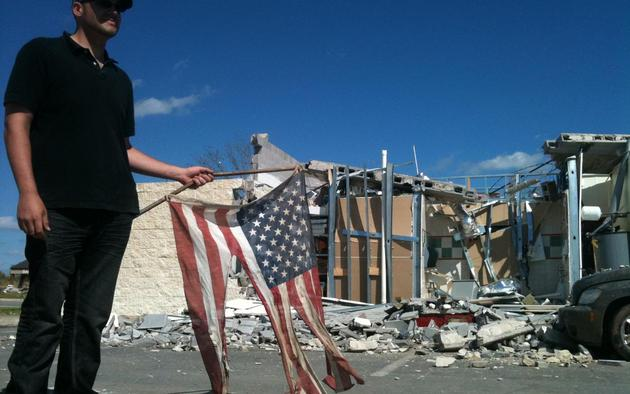 DeKalb County Alabama Tornado