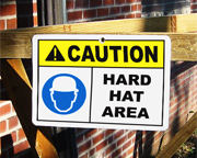 PPE Safety Signs