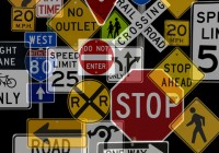 Traffic Signs and Road Signs
