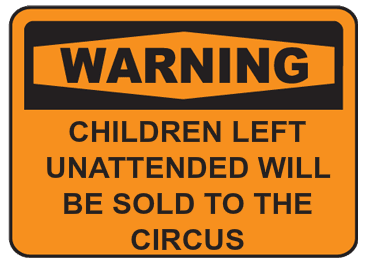 Funny Sign of the Week - Safety Sign News