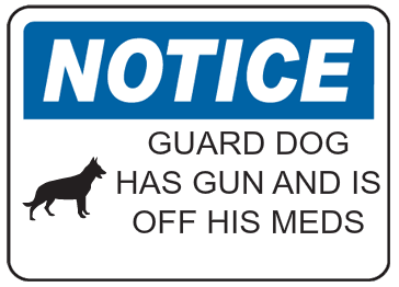 Funny Sign of the Week 4/5/2013 - Safety Sign News