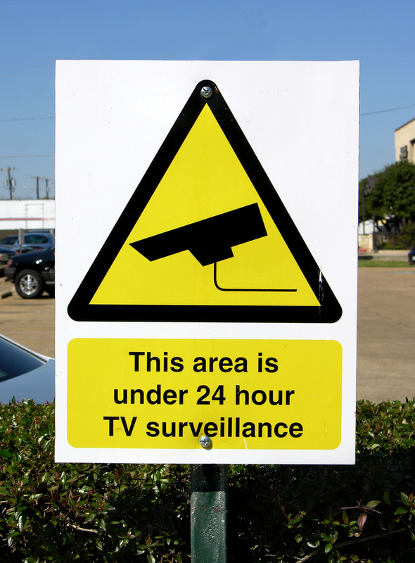 Security signs work safety sign news