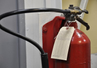 fire safety  -extinguisher