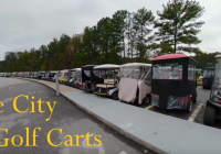 The City of Golf Carts