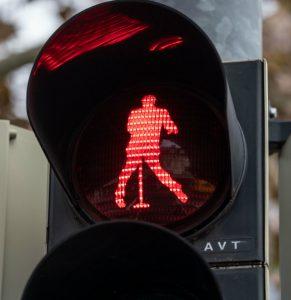 The Elvis Red Light