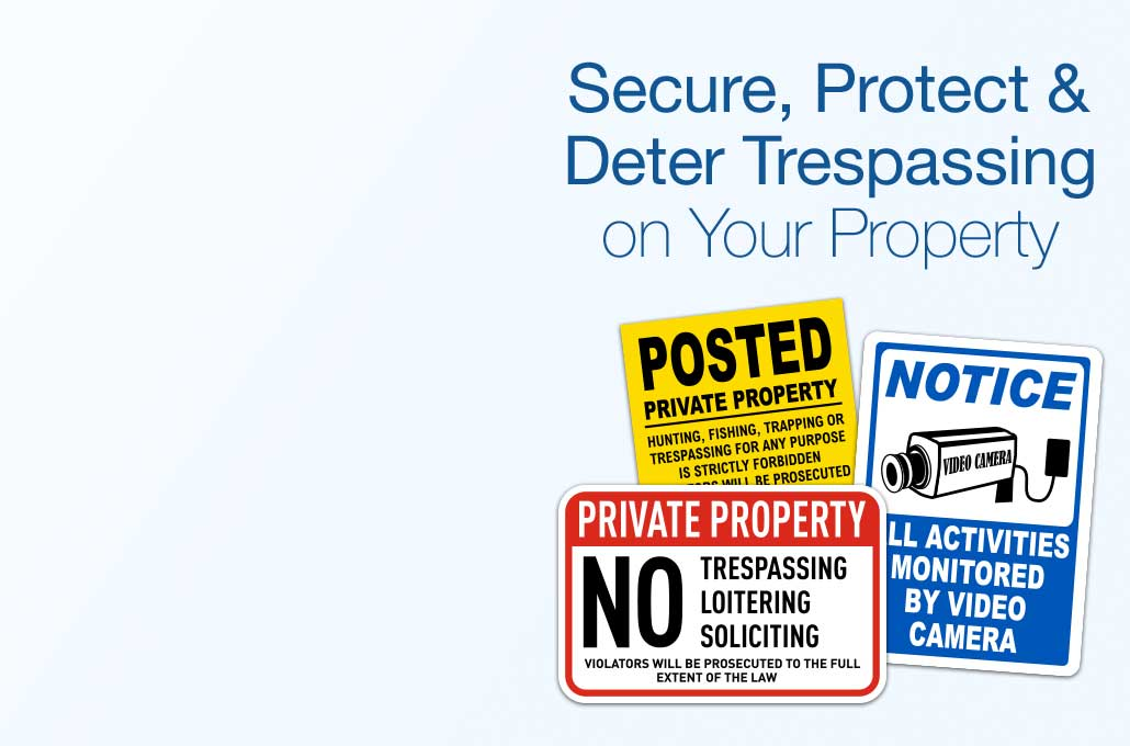 Property Signs