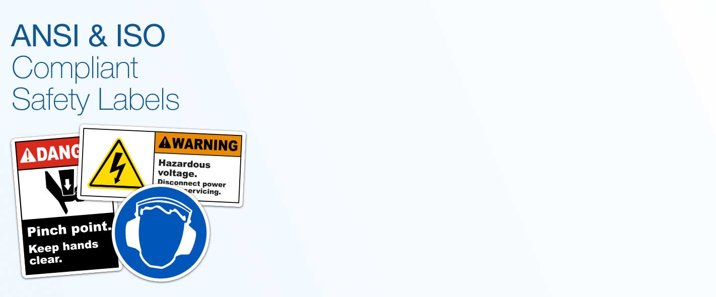 Lifting Labels | ANSI Z535 & OSHA Compliant | SafetySign com