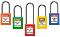Keyed Alike Safety Padlock
