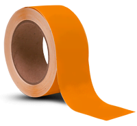 Orange Banding Tape