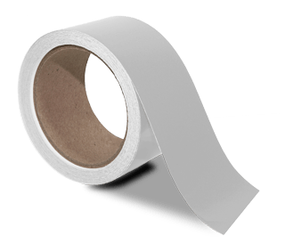 White Reflective Floor Marking Tape
