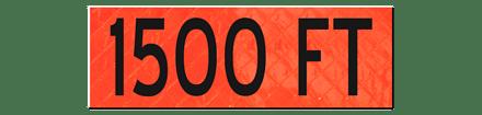 1500 FT Overlay