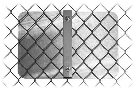 Chain Link Fence Bracket
