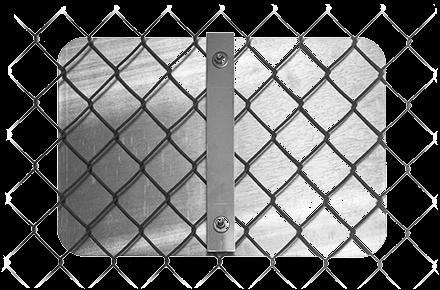 Chain Link Fence Bracket