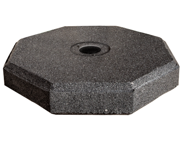 Recycled tire rubber base - 30 lbs.