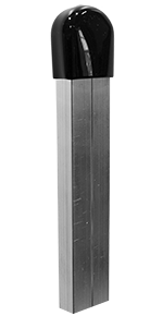 "30"" Silver Sign Stakes"