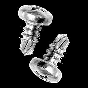 "#8 x 3/8"" Pan Head Drilling Metal Screw"