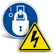 View All Electrical Equipment Labels