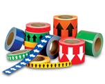 Arrow Labels and Banding Tapes