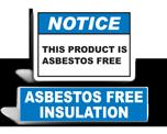 Asbestos Labels