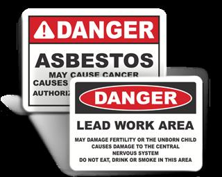 Cancer Hazard Signs