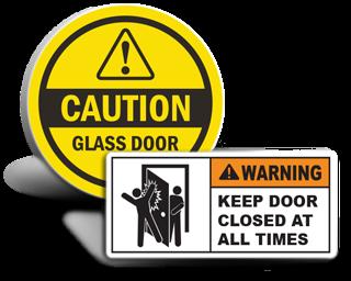 Custom Door Labels