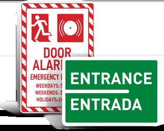 Custom Door Signs