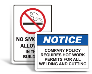Custom Safety Policy Labels