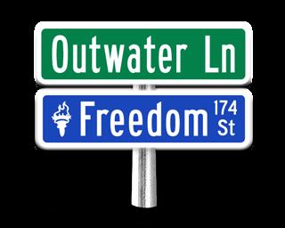 Custom Street Name Signs