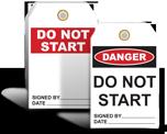 Do Not Start Tags
