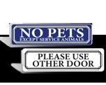Door Policy Labels