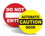 Door Safety Stickers