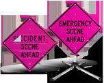 Incident Management Signs