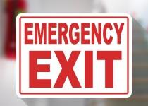 Emergency Signs