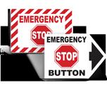 Emergency Stop Labels