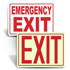 Exit Signs