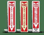 Fire Extinguisher Decals