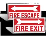 Escape Route Signs
