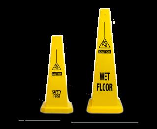 Floor Safety Cones