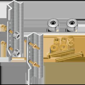 Galvanized Breakaway Safety Splice Kit