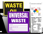 Chemical Hazard Labels