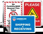 Custom Facility Signs