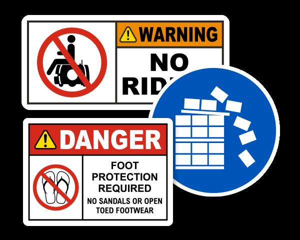 Custom Safety Labels