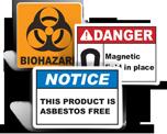 Health Hazard Labels