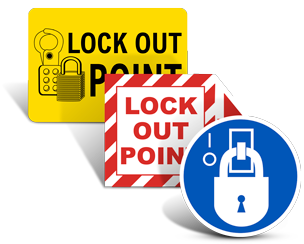 Lockout Labels