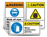 Personal Protection Labels