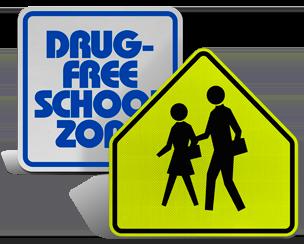 School Zone Signs
