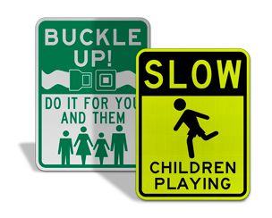 Traffic Safety Signs