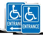 Handicap Accessible Signs