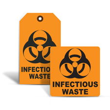 Infectious Waste Signs