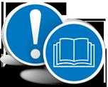 ISO Mandatory Symbol Labels